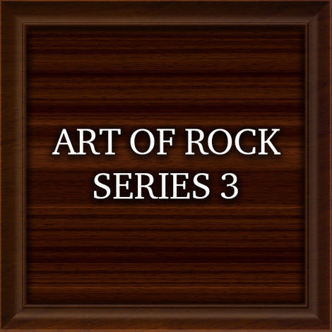 Art of Rock Series 3