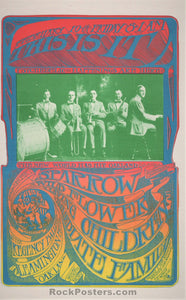 AOR-2.261 - Sparrow Handbill - Leamington Hotel - Condition - Near Mint Minus