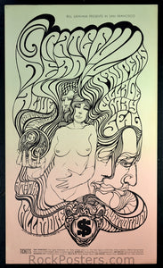 BG62 - The Grateful Dead Poster - Fillmore Auditorium (05-May-67) Condition - Excellent