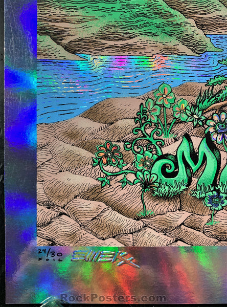 AUCTION - Emek - The Dead Gorge '09 - Foil Variant Edition - Condition - Near Mint Minus