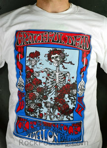 FD-26 - The Grateful Dead - T-Shirt - Avalon Ballroom -1 Dozen Count
