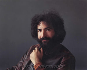Grateful Dead - Jerry Garcia Photo - Herb Greene - Near Mint
