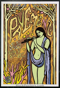 NF-290 - Pavement Poster - Fillmore Auditorium - Condition - Near Mint Minus
