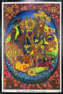 AUCTION - East Totem West - Pipe Dreams  Original Psychedelic Poster - Condition - Excellent