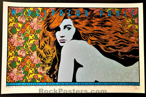AUCTION - Chuck Sperry - Widespread Panic Oakland '14 - Artist Proof Edition - Mint
