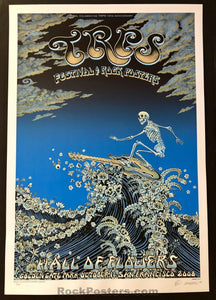 AUCTION - Emek - TRPS San Francisco '08 Silkscreen - 1st Edition of 125 - Mint