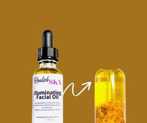 Illuminating Facial Oil
