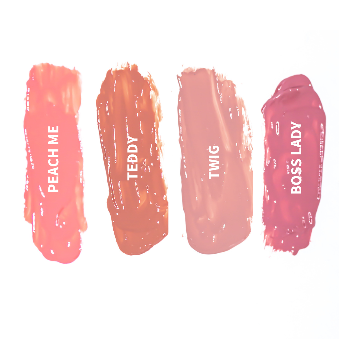 Butter Gloss- PEACH ME