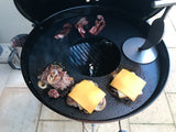 HCS Smash Plate  - for 57cm Kettle BBQ's