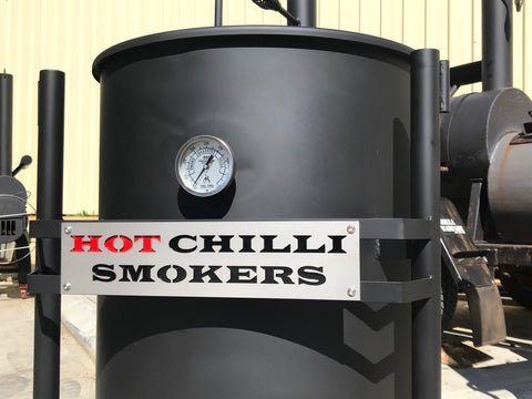 Hot Chilli Smokers - Rib Master -  Drum Smoker - The best ribs you've ever had are just a click away!