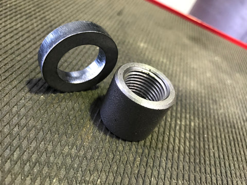 Hot Chilli Accesssory - Washer to suit weld on adapter for drum smokers