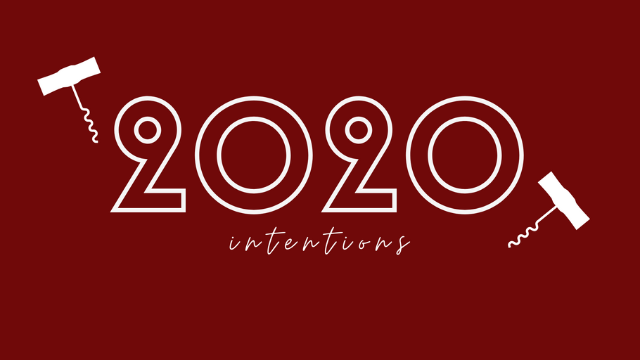 Set Your 2020 Intentions!