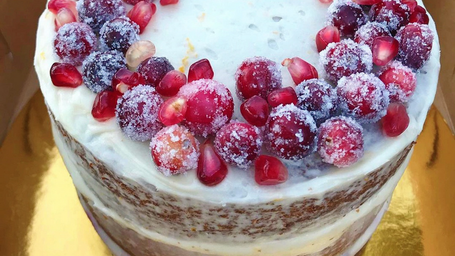 The Cake You Need To Make This Holiday Season