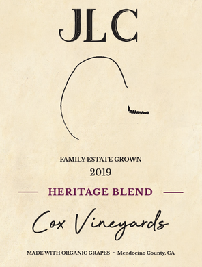 Case of 2019 JLC Heritage Blend
