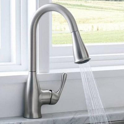 Faucet Swap, Bathroom or Kitchen