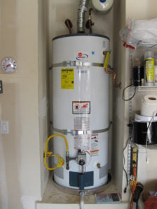 Electric Hot Water Heater Swap