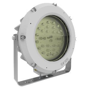 Chalmit SOLD/034/LE/EM Luminária LED Floodlight, ultra bright, 70W HPS, Ex, 60000 horas, 4000 lumens, Grupo II Categoria GD, Zona 1 e 2, corpo em alumínio, LM6, IP66/67, ATEX, NEC, EAC, IEC, catalogo data sheet