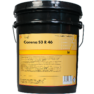 Shell Corena S3R46 Oleo Lubrificante para Compressor Rotativo, Viscosidade ISO 46, Index 105, kinético cSt 40°C 46, cSt 100°C 6.9, densidade 868,, flash point 230C, ficha tecnica catalogo data sheet
