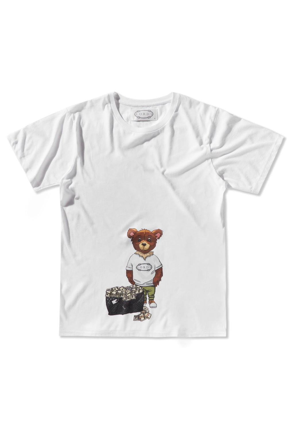 Bad Teddy LV T Shirt