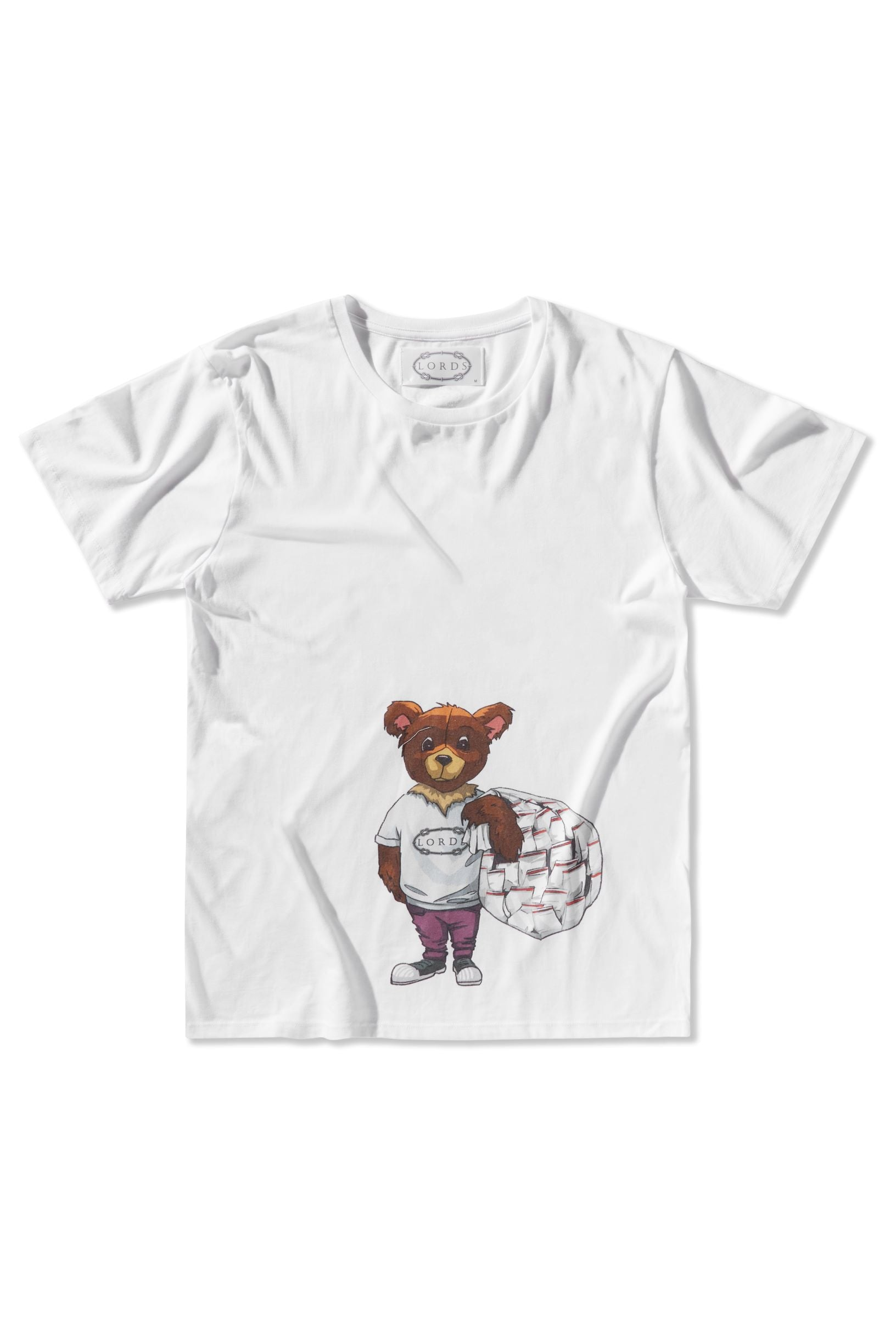 Bad Teddy Narcos T Shirt