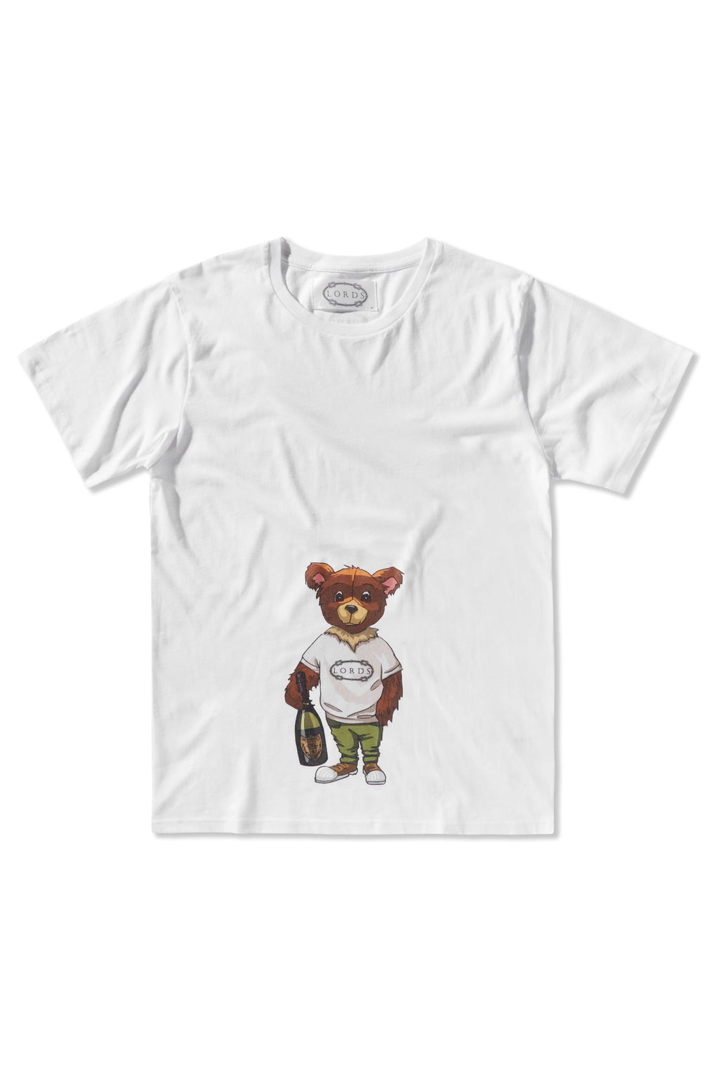 Bad Teddy Dom T Shirt