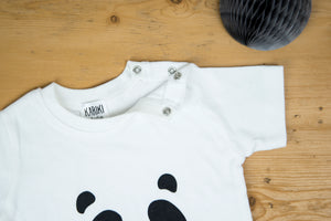 Patch the Panda Baby T-shirt