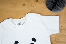 Load image into Gallery viewer, Patch the Panda Baby T-shirt