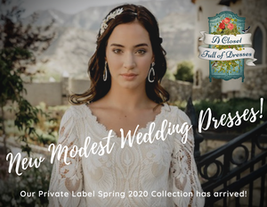 Modest Bridal Gowns - Looking for Something Unique and Different?