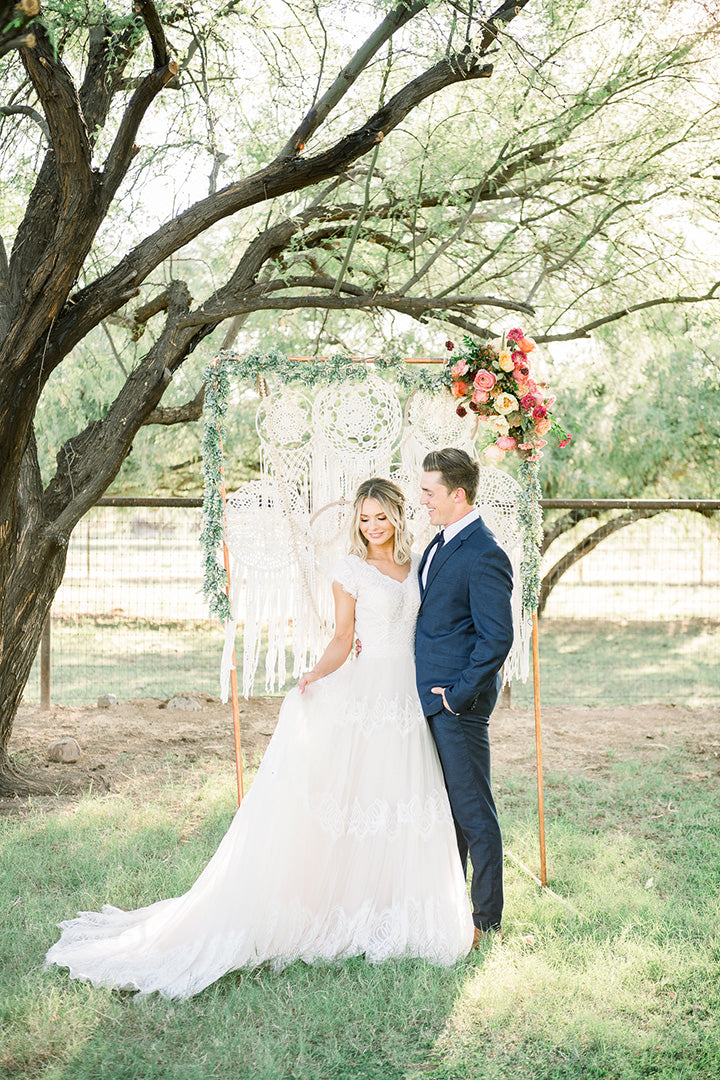 Summer Wedding Inspiration - On the Farm!