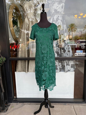 Jody Esther Evergreen Size Small