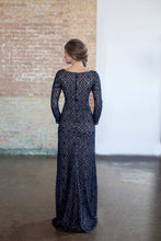 Load image into Gallery viewer, Mon Cheri CLM18335 Modest Prom Dress from A Closet Full of Dresses