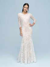 Load image into Gallery viewer, Allure M615 Modest Wedding Dress from A Closet Full of Dresses