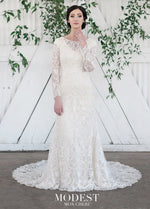 Mon Cheri TR21851 Modest Wedding Dress