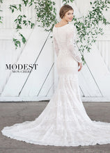 Load image into Gallery viewer, Mon Cheri TR21861 Modest Wedding Dress