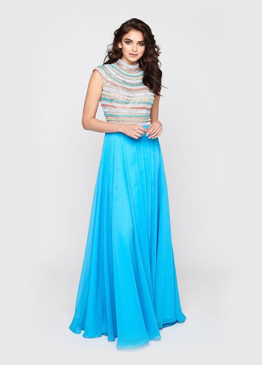 Ellie Wilde Modest 118190 Prom/Formal Gown from A Closet Full of Dresses