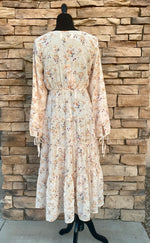 Before Sunset Embroidered Dress