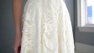 Bria Modest Wedding Dress