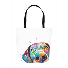 Load image into Gallery viewer, Peekaboo GSP Tote Bag