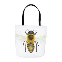 Load image into Gallery viewer, Honey Bee Tote Bag