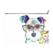 Load image into Gallery viewer, Mini Schnauzer Zippered Pouch