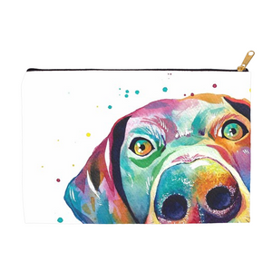 German Shorthair Pointer Zippered Pouch