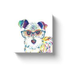Load image into Gallery viewer, Mini Schnauzer Wrapped Canvas Print