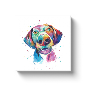 German Shorthair Pointer Canvas Prints