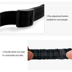 Elasticated Nylon Running & Hiking Lead & Waistband