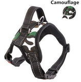 Adjustable Harness with Hand Strap for Large Dogs - 8 designs/4 sizes