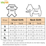 Size Chart For Fancy Dress Outfit For Cats & Small Dogs