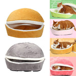 Comfy Clam Bed - 5 different colours