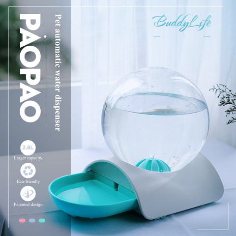 Bubble View Automatic Pet Water Dispenser