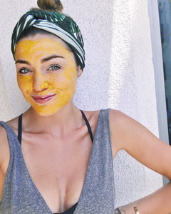 Tumeric Face Mask: The Secret To Glowing, Radiant Skin