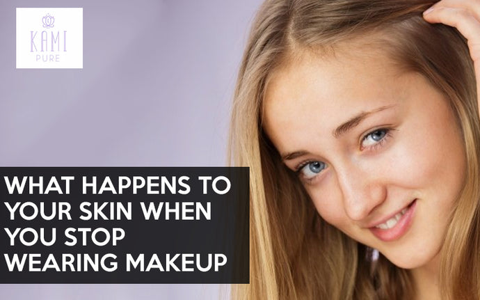 What Happens To Your Skin When You Stop Wearing Makeup?